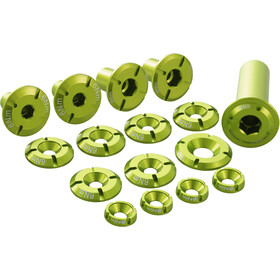VOTEC Tuning kit ANO Kit de vis ANO, apple green